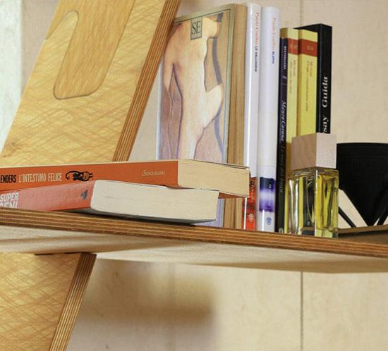libreria il legno